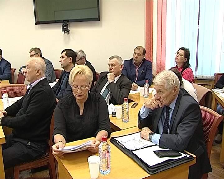 Заседание комитета ОЗС по бюджету и налогам