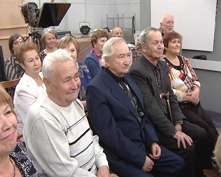Ветераны ГТРК «Вятка» отметили День пожилых людей