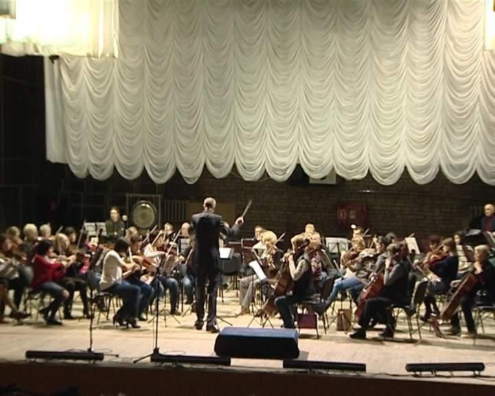 Вятский симфонический оркестр готовится к 55-летнему юбилею.