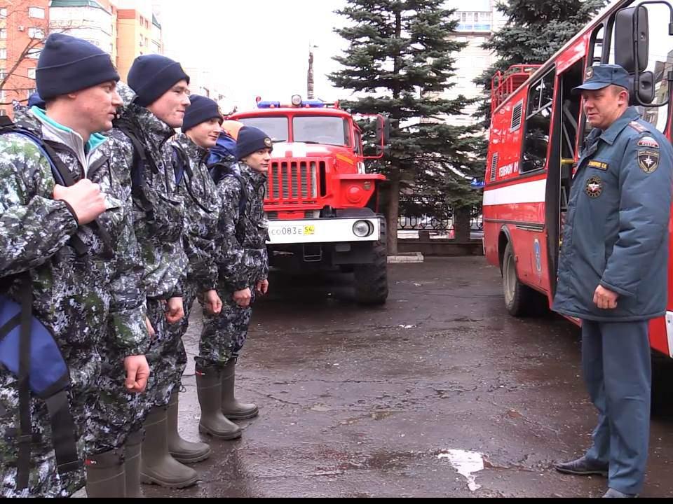В Кировской области спасатели МЧС примут участие в экстремальных соревнованиях.