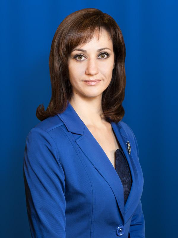 Русских Ирина Анатольевна