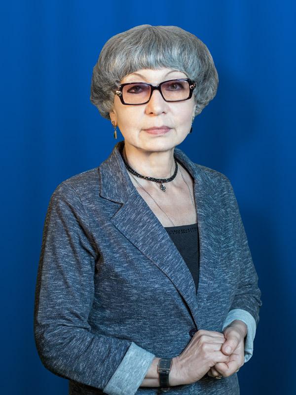 Дохматская Марина Валентиновна
