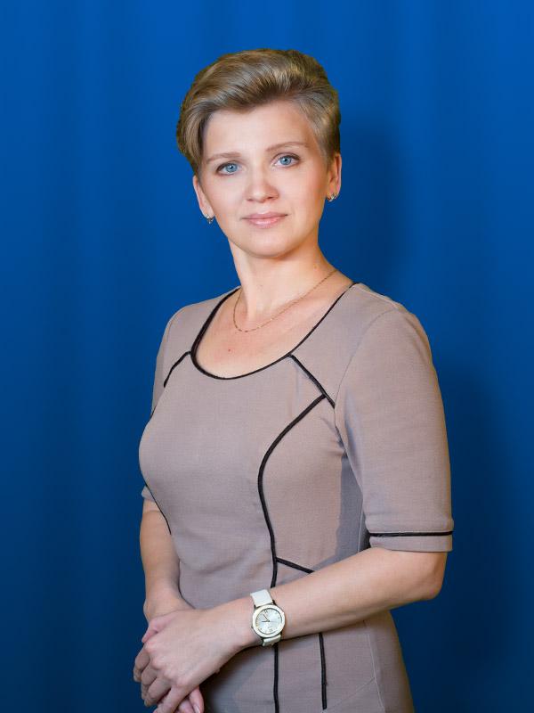 Замашкина Елена Николаевна