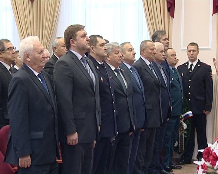 Кировские полицейские отметили свой профессиональный праздник