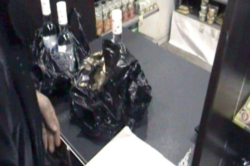 В микрорайоне Коминтерн пресечена незаконная торговля алкоголем.