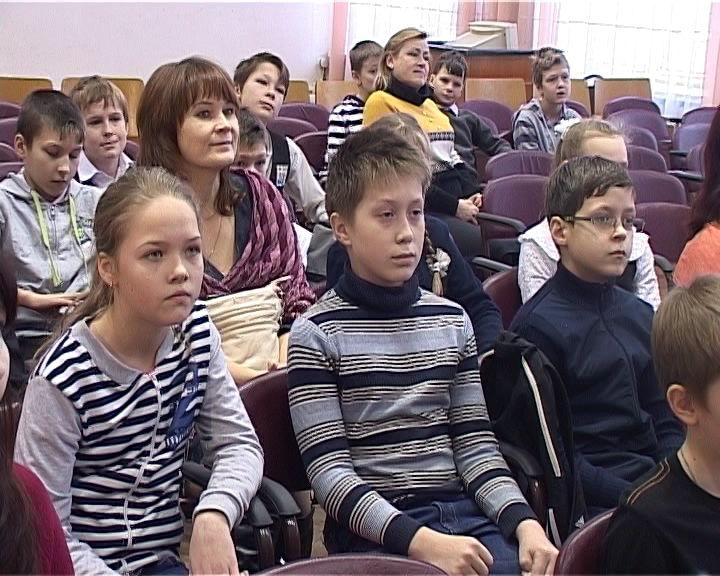 Конкурс лучших знатоков информационных технологий среди младших школьников