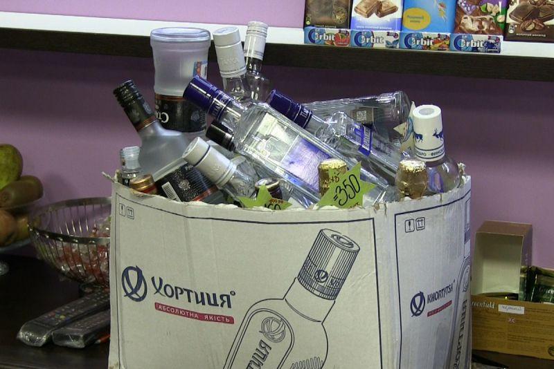 Опять торговля алкоголем без лицензии