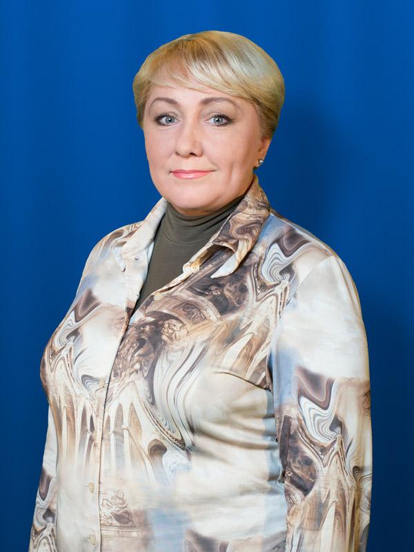Зорина Наталья Алексеевна