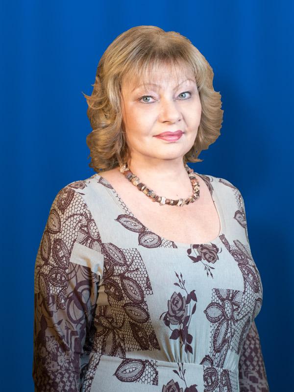 Козырева Марина Николаевна