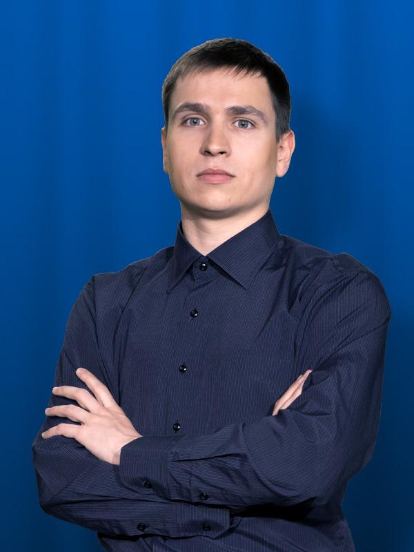 Слобожанинов Дмитрий Владимирович