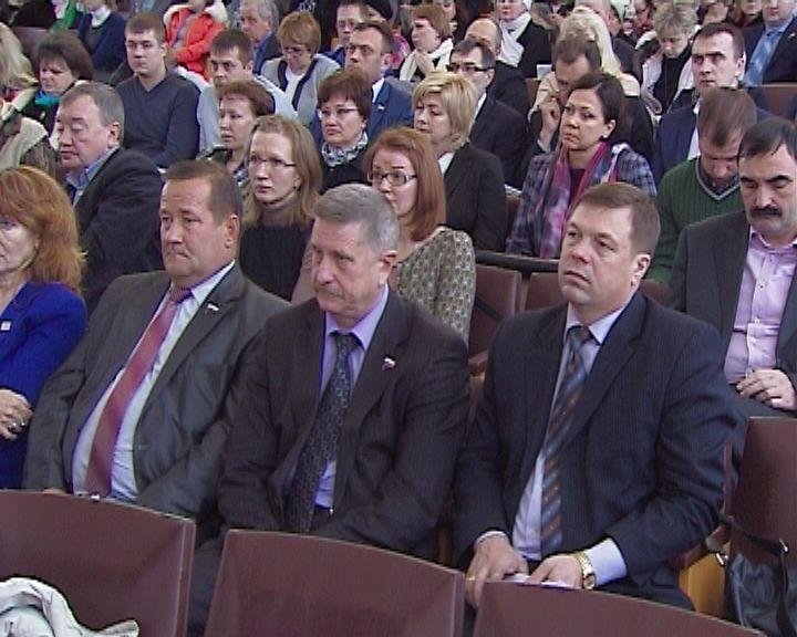 Публичные слушания по бюджету города Кирова на 2016-й год