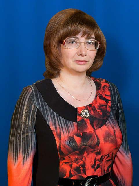 Казакова Екатерина Леонидовна
