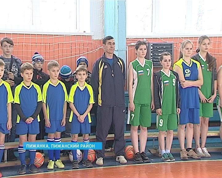 Воспитанники Пижанской ДЮСШ получили спортивные подарки от депутата Госдумы