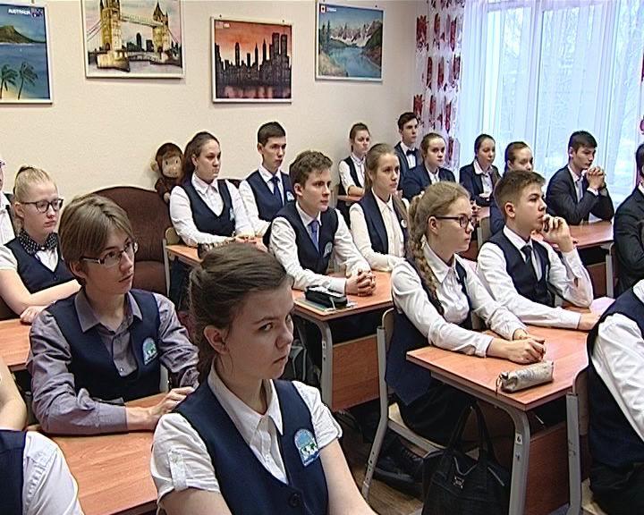 В кировских школах прошли уроки энергосбережения