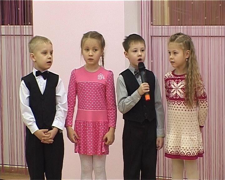 Открытие детского сада в Ганино