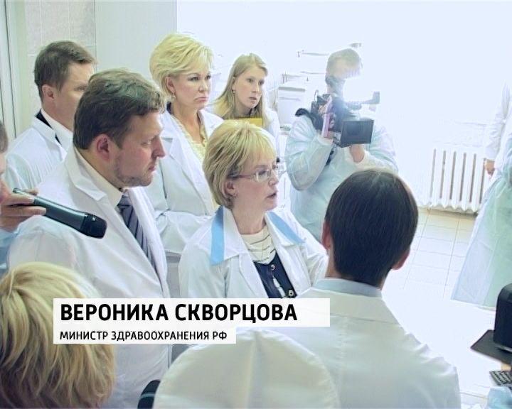 Младенческая смертность в Кировской области снизилась до уровня Европы, США и Японии