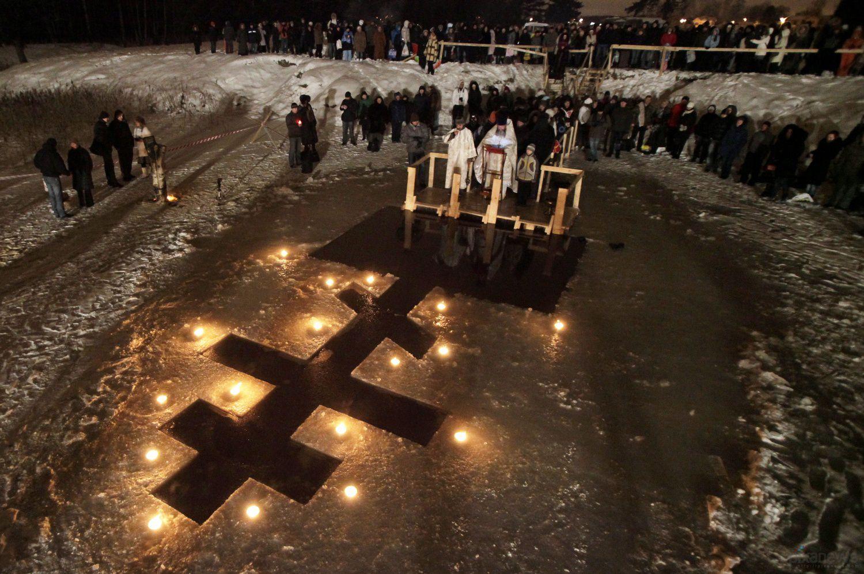 На праздник Крещения в Кировской области организуют 39 купелей.