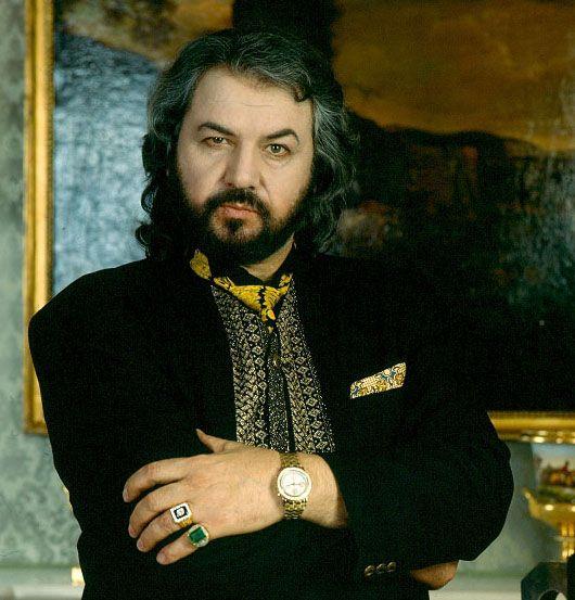 Скончался народный артист России Валерий Барынин.