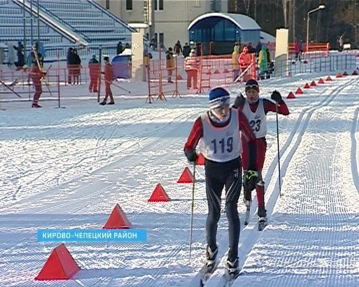 Чемпионат и Первенство области по лыжным гонкам в Перекопе