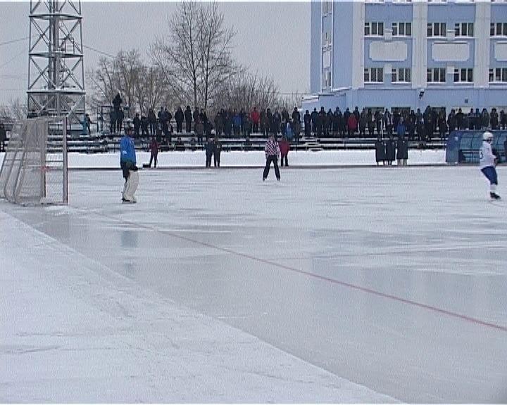 Кировская «Родина» принимала дома московское «Динамо»