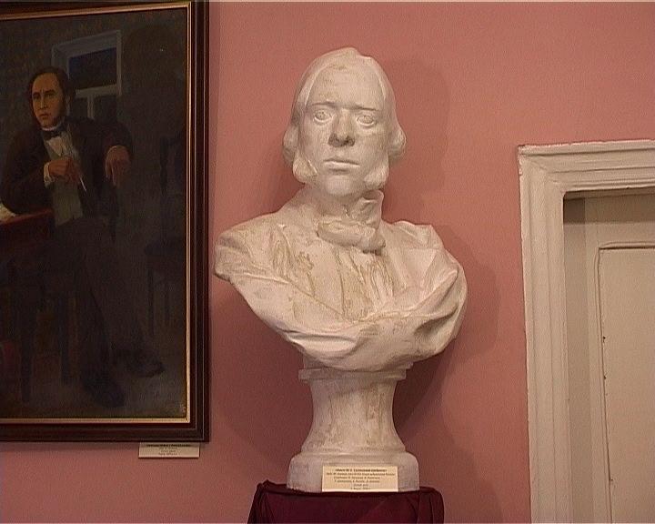 В доме-музее Салтыкова-Щедрина открылась выставка к 190-летию со дня рождения писателя