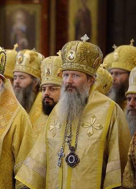 Митрополит Марк участвует в Архиерейском Соборе РПЦ