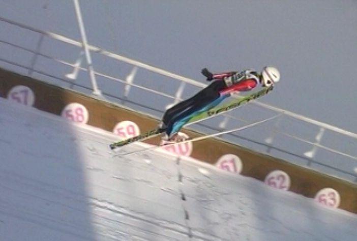 Карьера 17-летнего кировского прыгуна с трамплина Кирилла Котика идет по восходящей