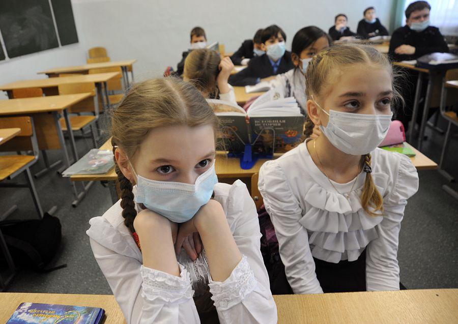 Эпидемия гриппа в Кировской области пошла на спад.