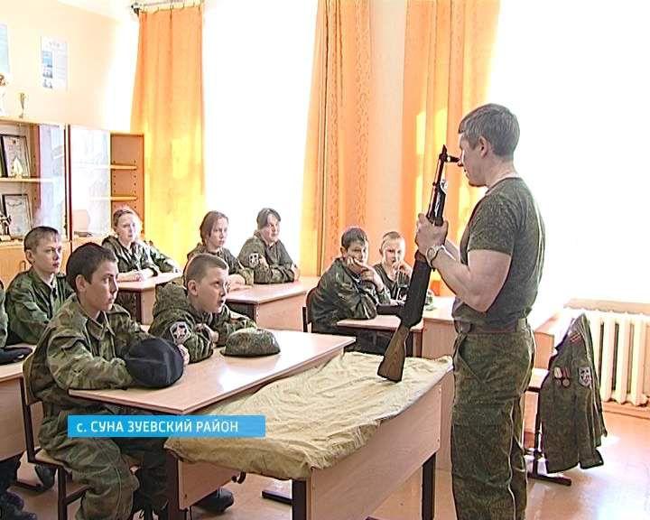 В  Кировской области выберут лучшие школьные музеи и военно-патриотические клубы