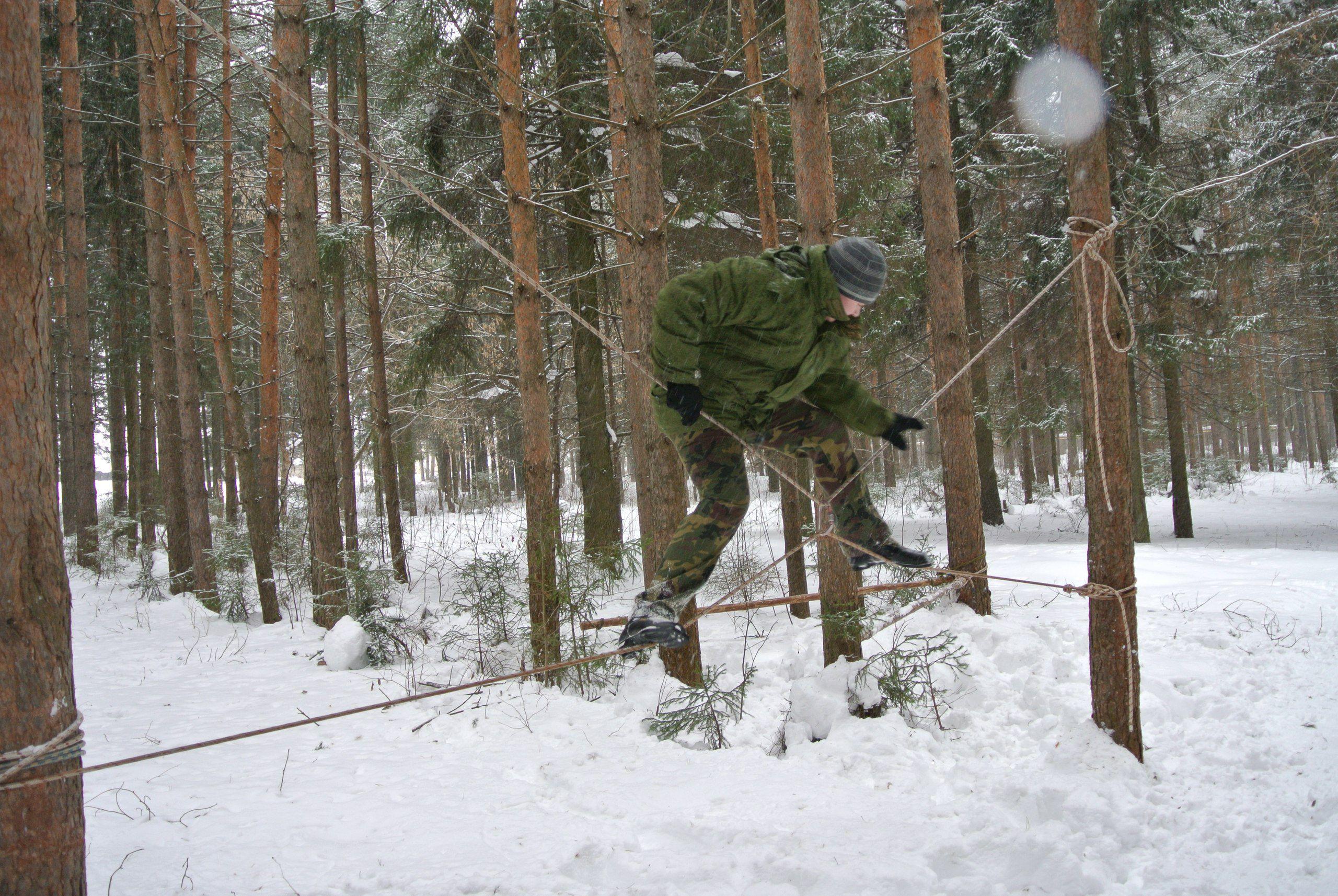 13 февраля в Нововятском районе пройдет квест для кировских школьников «Солдатскими тропами».