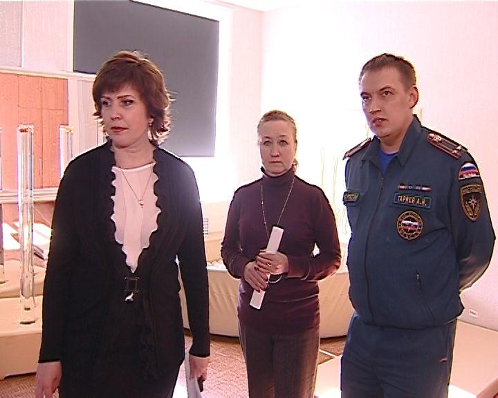 Проверка кировской коррекционной школы-интерната для слабослышащих
