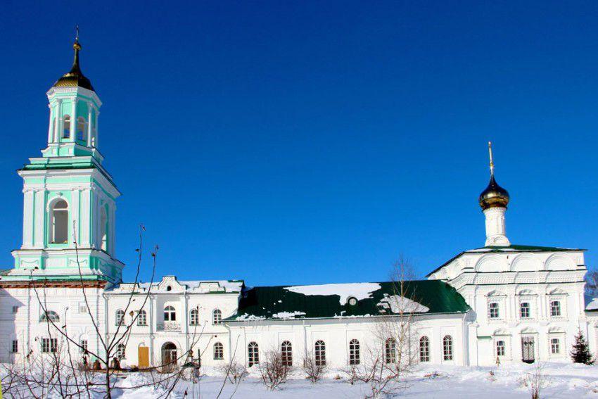 Здание на Динамовском проезде передадут Преображенскому женскому монастырю.