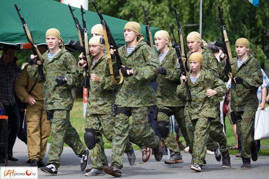 Кировские школьники поедут на финал окружного проекта «Победа».