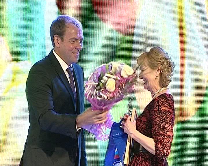 В Кирове чествовали победительниц областного конкурса