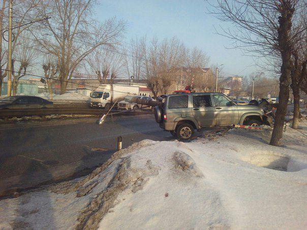 В Кирове из-за аварии на сутки приостановили работу троллейбуса 11-го маршрута.