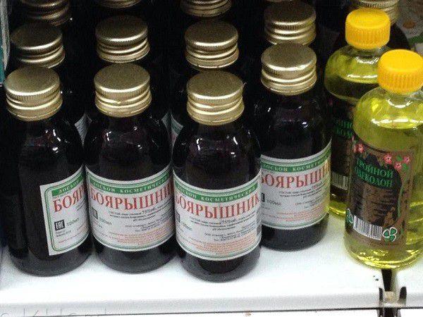 В России поменяют правила продажи аптечных настоек.