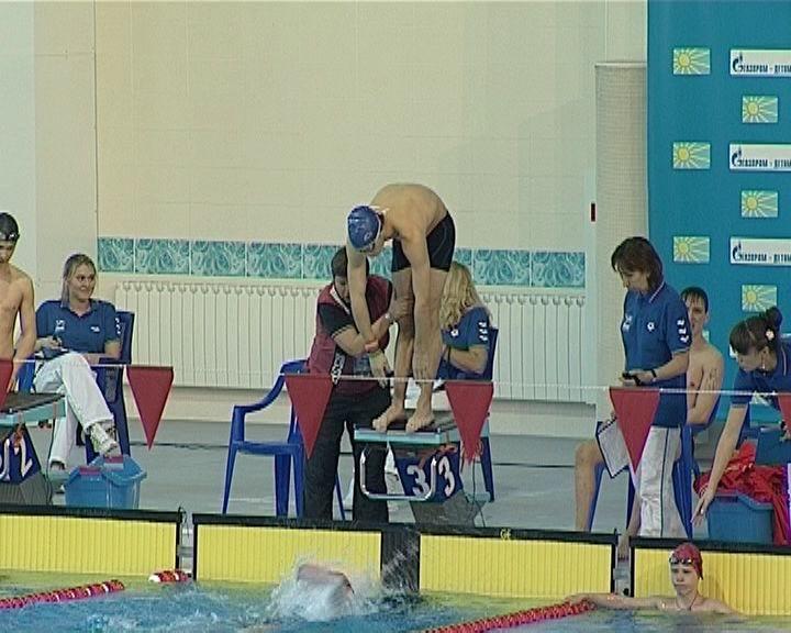 Старт Чемпионата и Первенства России по плаванию спортсменов-паралимпийцев