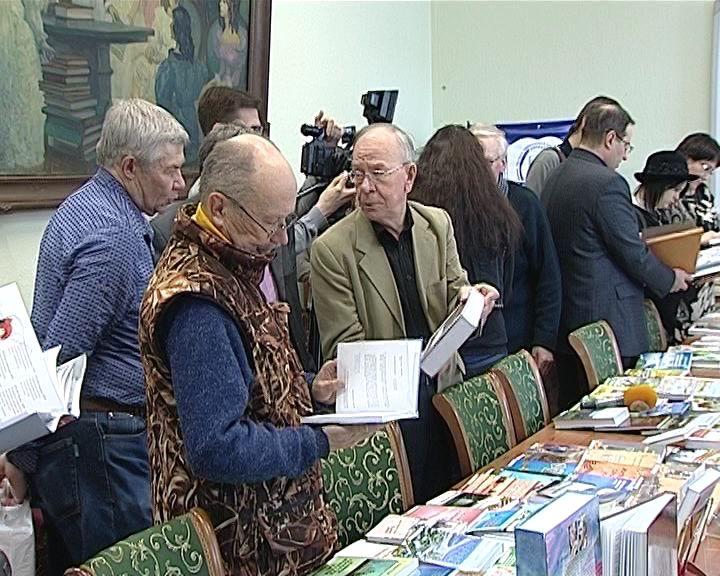 В библиотеке имени Герцена открылась выставка