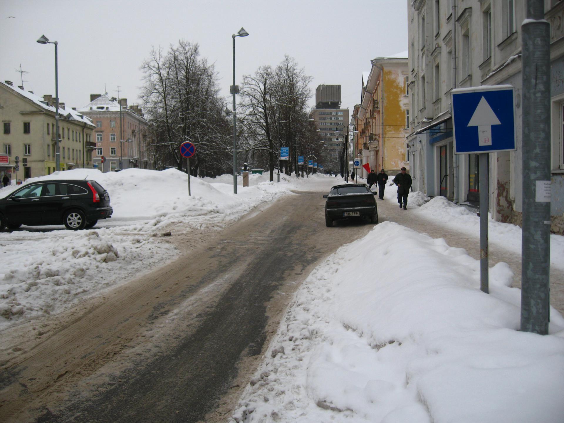 В Кирове появятся новые улицы с односторонним движением.