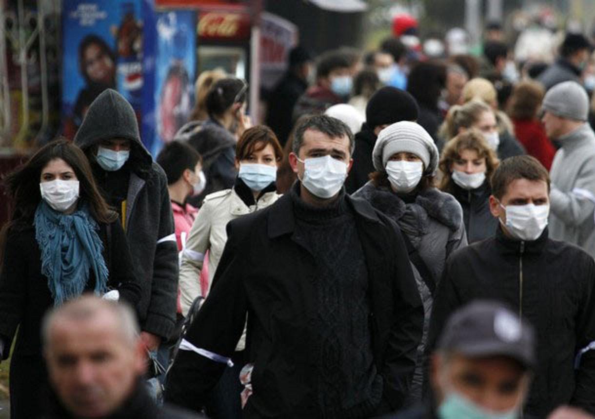 За прошедшую неделю вПодмосковье зафиксировали неменее 37 тыс. случаев заболеваемости ОРВИ