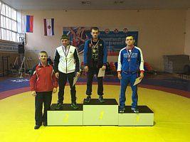 Кировчанин стал чемпионом ПФО по греко-римской борьбе