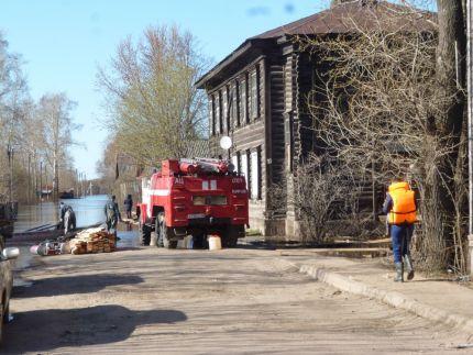 Качество питьевой воды на подтопленных территориях в Кирове соответствует нормативам.