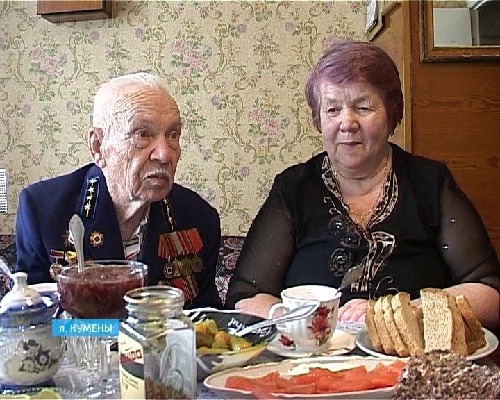 Ветеран из Кумен Василий Колупаев принял участие в самых кровопролитных боях при обороне Москвы