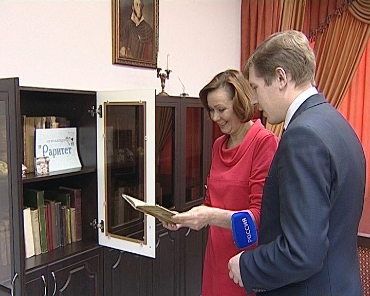 Кировская библиотека имени Пушкина отмечает 116-летие