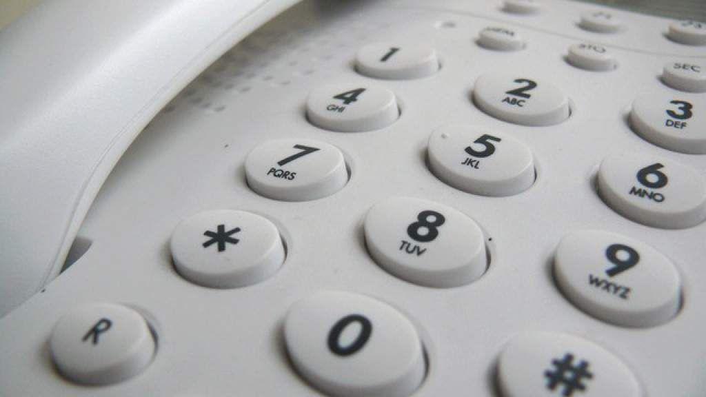 «Горячая линия» детского телефона доверия