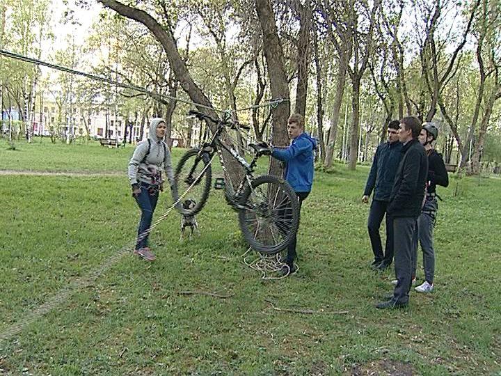 Спортивно-туристский лагерь «Туриада— 2016» проходит вСаратовской области