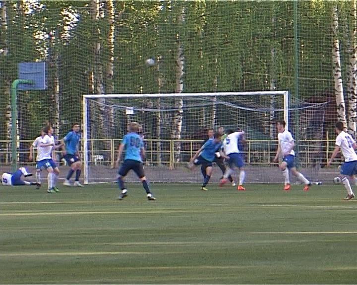 Кировские динамовцы провели последнюю домашнюю игру сезона