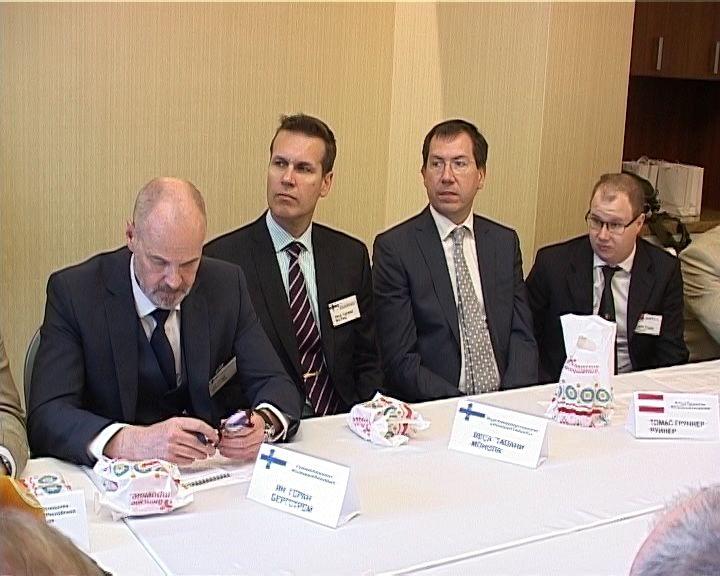 В Киров приехала представительная делегация семи европейских стран