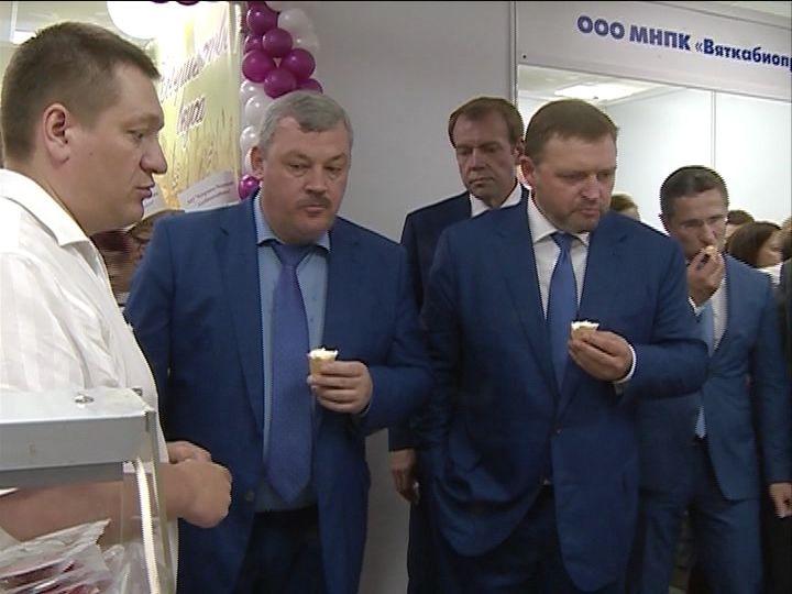 Никита Белых открыл в Коми выставку «Товары земли Вятской»