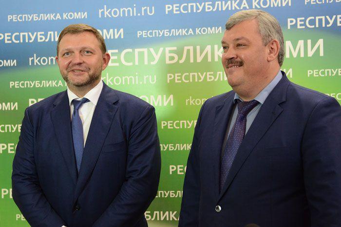 Глава Республики Коми Сергей Гапликов: арест Никиты Белых не отразится на соглашениях, подписанных с Кировской областью.